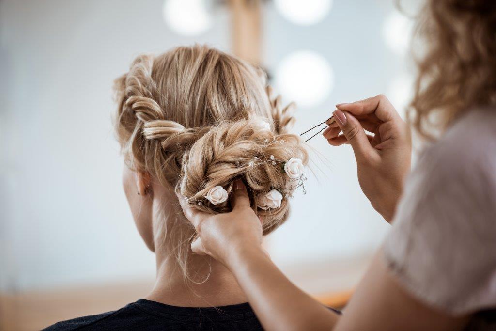 Brautfrisuren vom Ihrem Friseur in Solingen